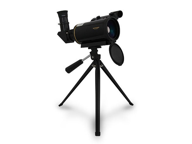 The MightyMak telescope lets you explore both Earth & Space above