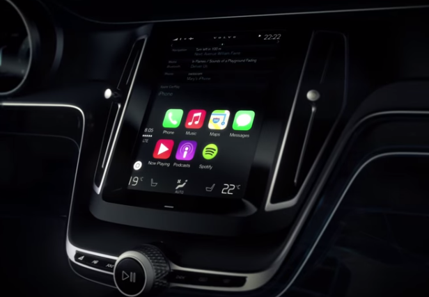 Here Is Apple's iOS For Your Car
