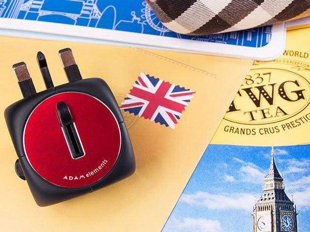 OMNIA Travel Adapter