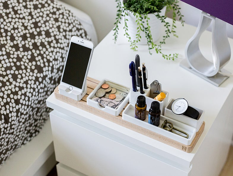 18 items for a perfect bedside table