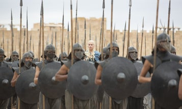What it's like to design catapults for the Mother of Dragons