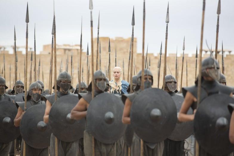 Daenerys Targaryen weaponry