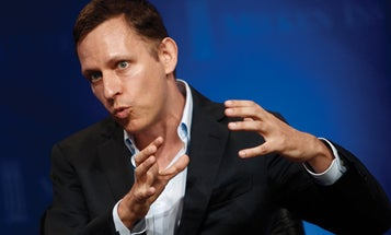 Why Peter Thiel Pays Students To Drop Out Of School