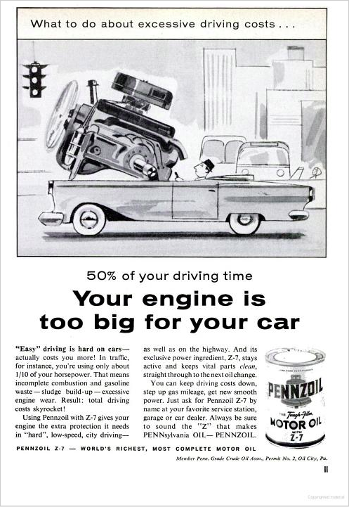 SPONSORED GALLERY: Pennzoil and the PopSci Archives