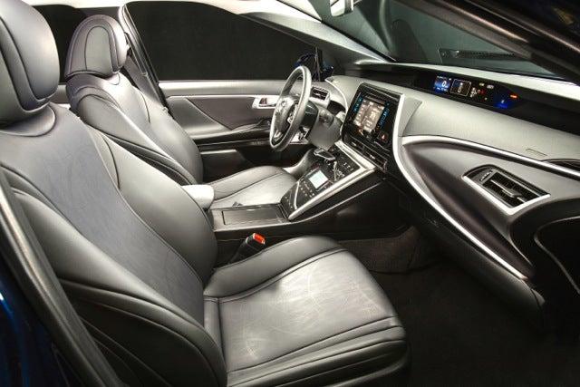 2016 Toyota Mirai interior shot