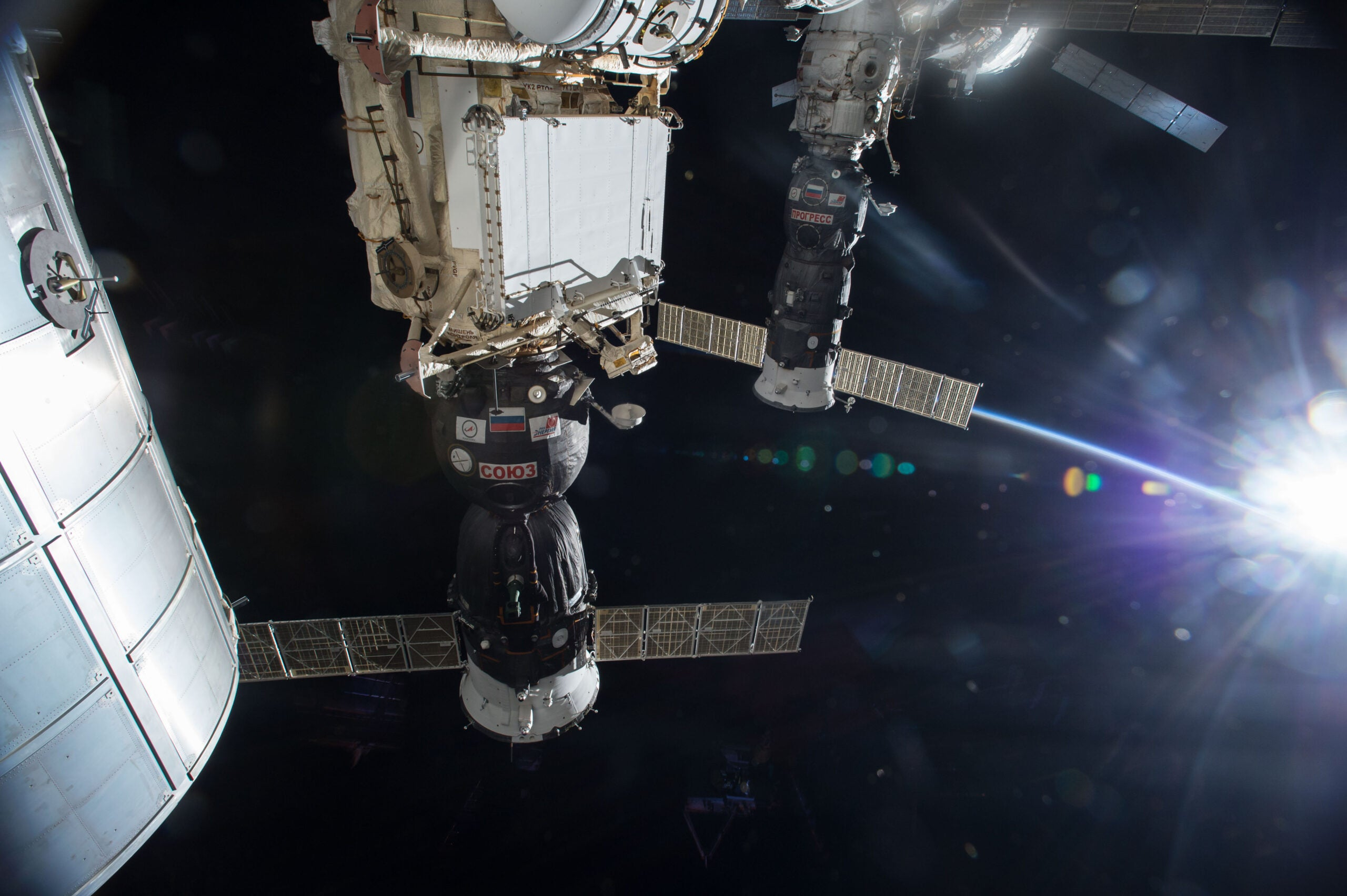 Lost Russian Spaceship Will No Longer Dock With Space Station