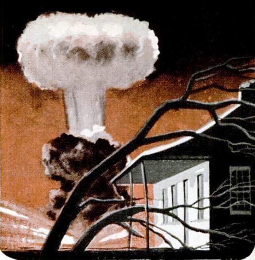 Cold War apocalypse, 1951