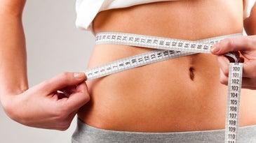 body fat measuring waist