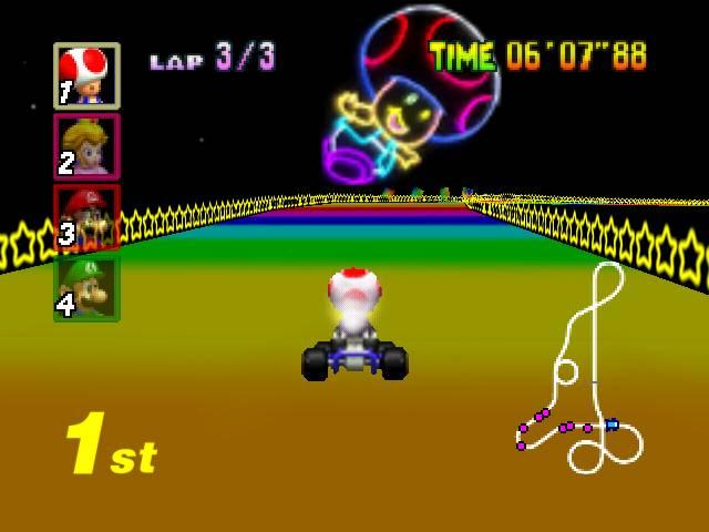 Crunching The Numbers On Mario Kart 64