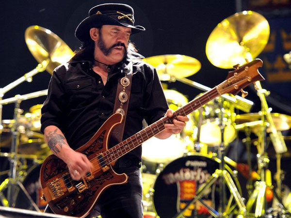 Petition: Put Motörhead's Lemmy On The Periodic Table