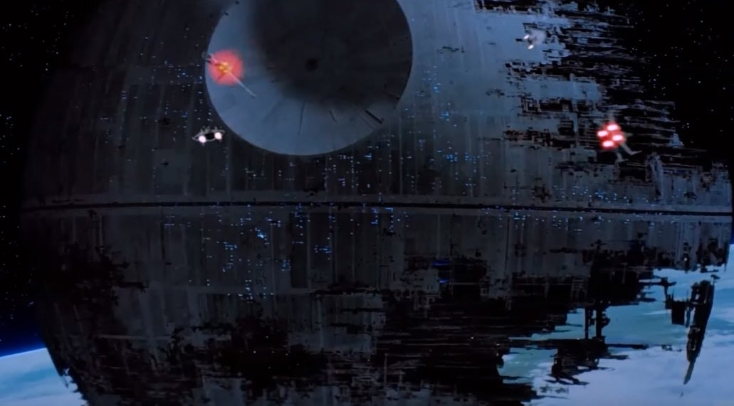 NASA Scientist Recommends Mining Asteroids To Build Death Stars