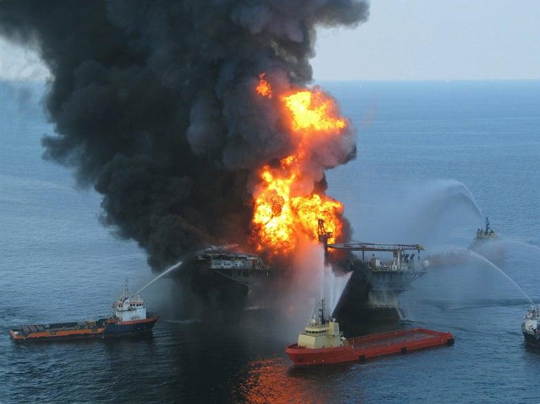 BP Will Pay $18.7 Billion To Settle Deepwater Horizon Case
