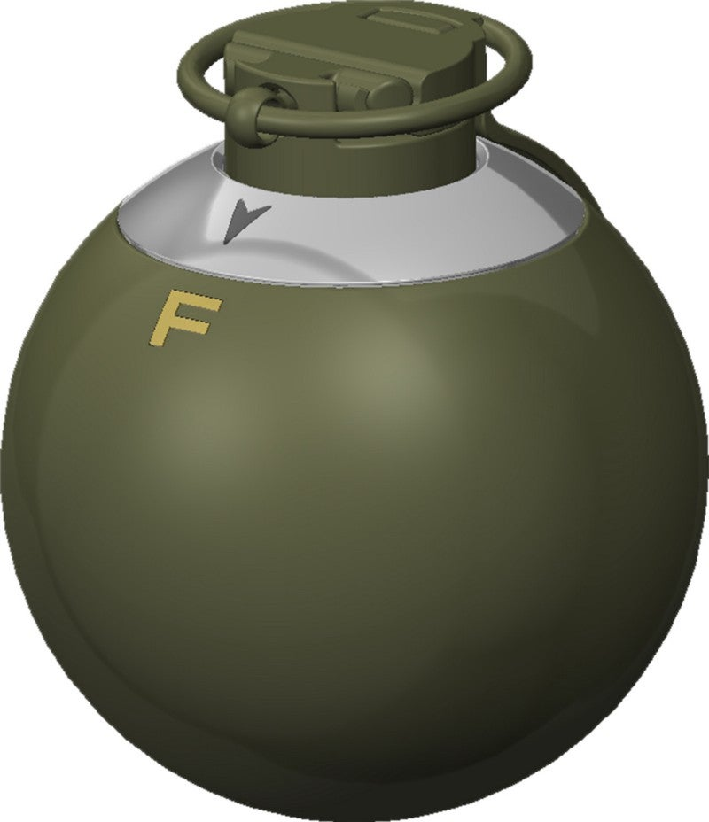 New Hand Grenade Design For U.S. Army In The Works