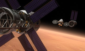 NASA Unveils Its New Deep Space Exploration Vehicle