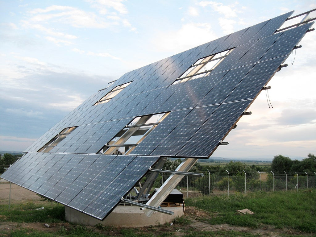 MIT Researchers Use Viruses To Build More Efficient Solar Panels