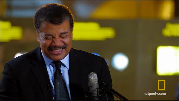 'Star Talk': A Sneak Peek At Neil deGrasse Tyson's New Late Night Show