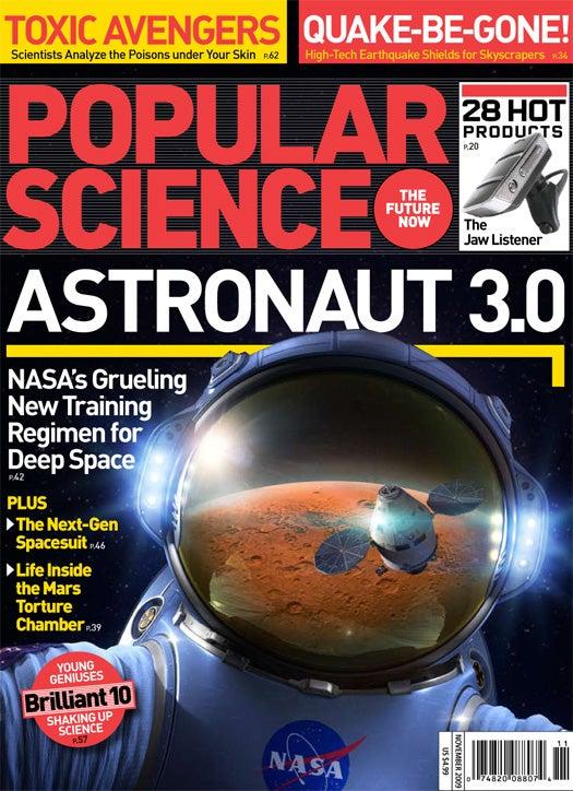 November 2009 Issue: Astronaut 3.0