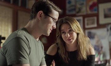 The 'Snowden' Movie Trailer Is Here To Sex Up Your Cyber Espionage