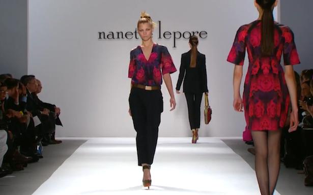 New York Fashion Week Lands On Mars