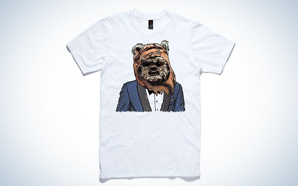 Dapper Ewok shirt