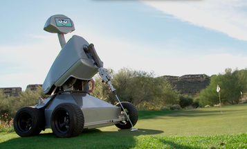 Watch A Robot Sink A Hole-In-One