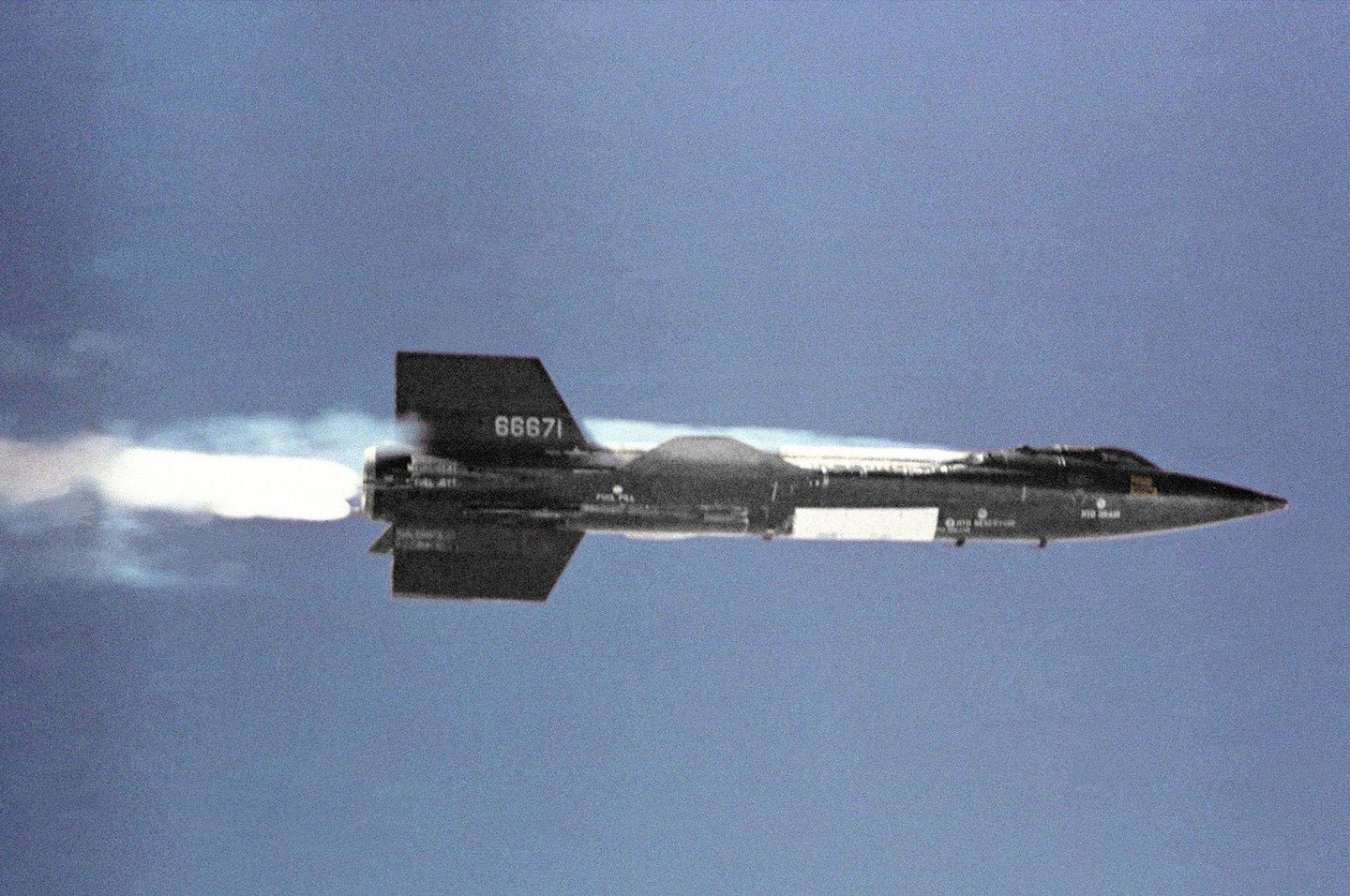 Getting The X-15 Up To Speed