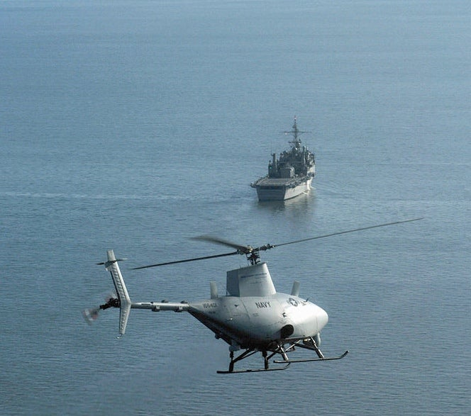 Chinese Drones Will Use Genetic Algorithms to Learn to Hunt For Submarines