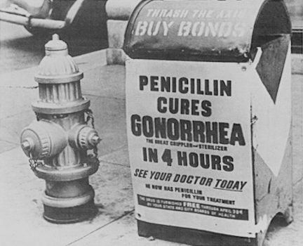 Penicillin ad
