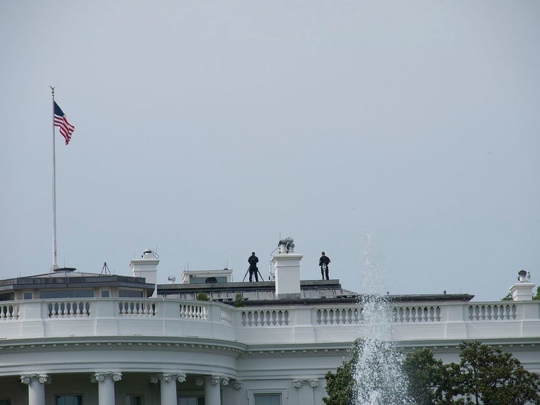 Secret Service Will Fly Its Own Drones To Protect The White House