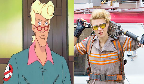 Egon and Holtzmann