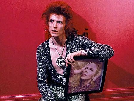 David Bowie, Music-Sharing Pioneer