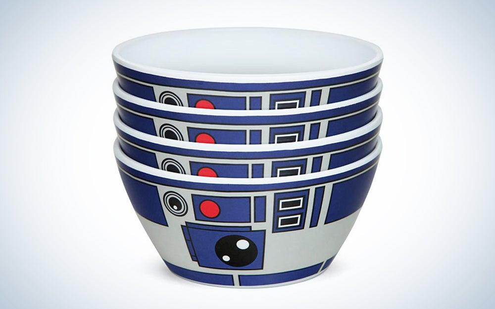 R2D2 Bowls Star Wars