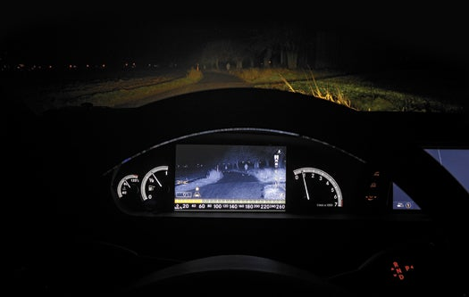 Two New Sensor-Based Safety Systems Lead Toward The Crash-Proof Car