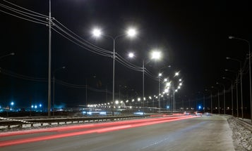 Our street lighting doesn't need to be this bad