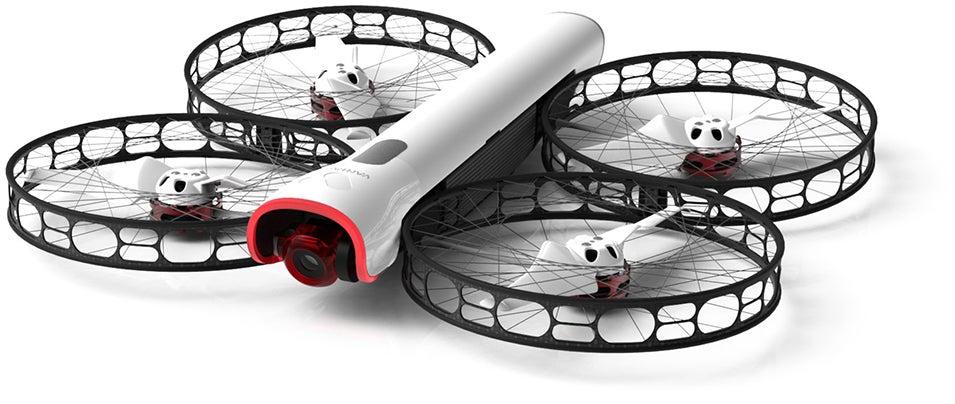 Snap Drone Is Designed For Crash Landings