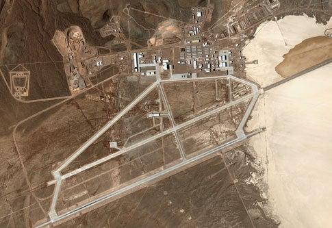 The Top-Secret Warplanes of Area 51