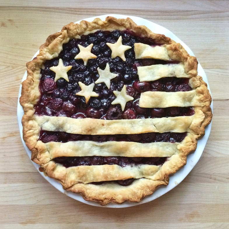 Pie Sci: A Few Questions For A Leading Pie Scientist
