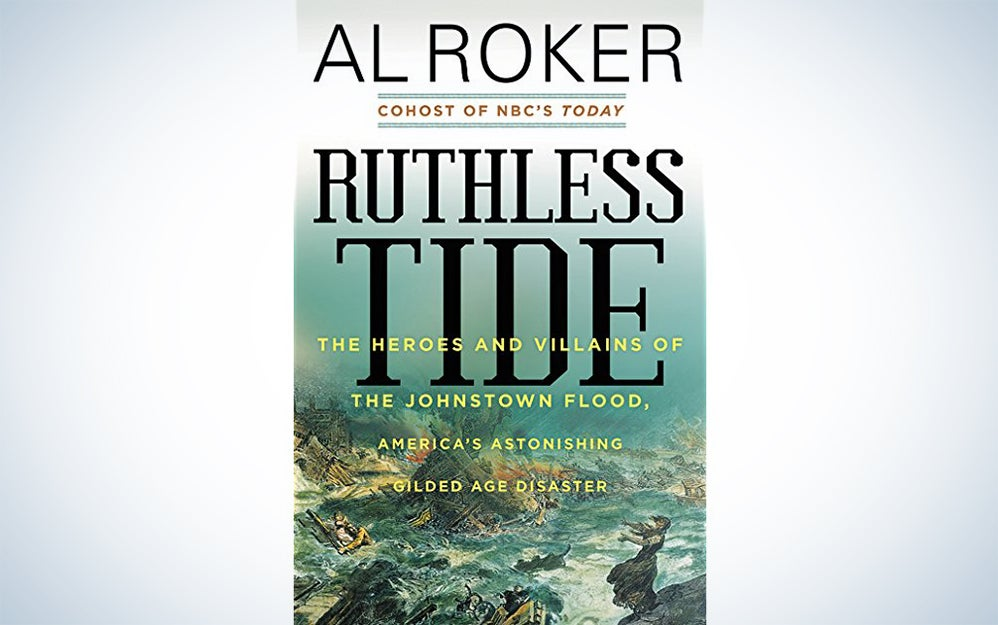 book cover ruthless tide