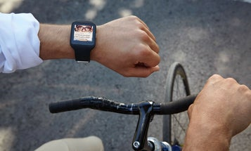 Sony's Next Smartwatch Might Be Made Entirely From E-Paper