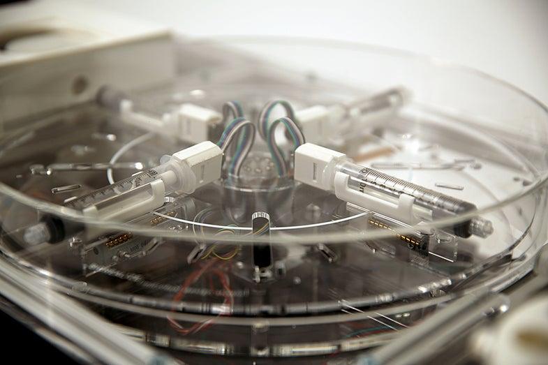 The Desktop Gene Machine