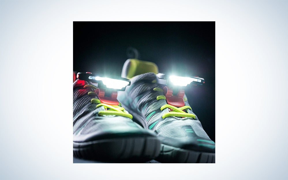 Night Runner LED Active Shoe Lights