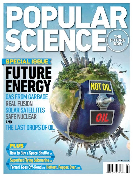 July 2011: The Future of Energy
