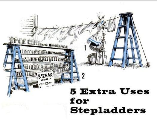 Stepladders: September 1959