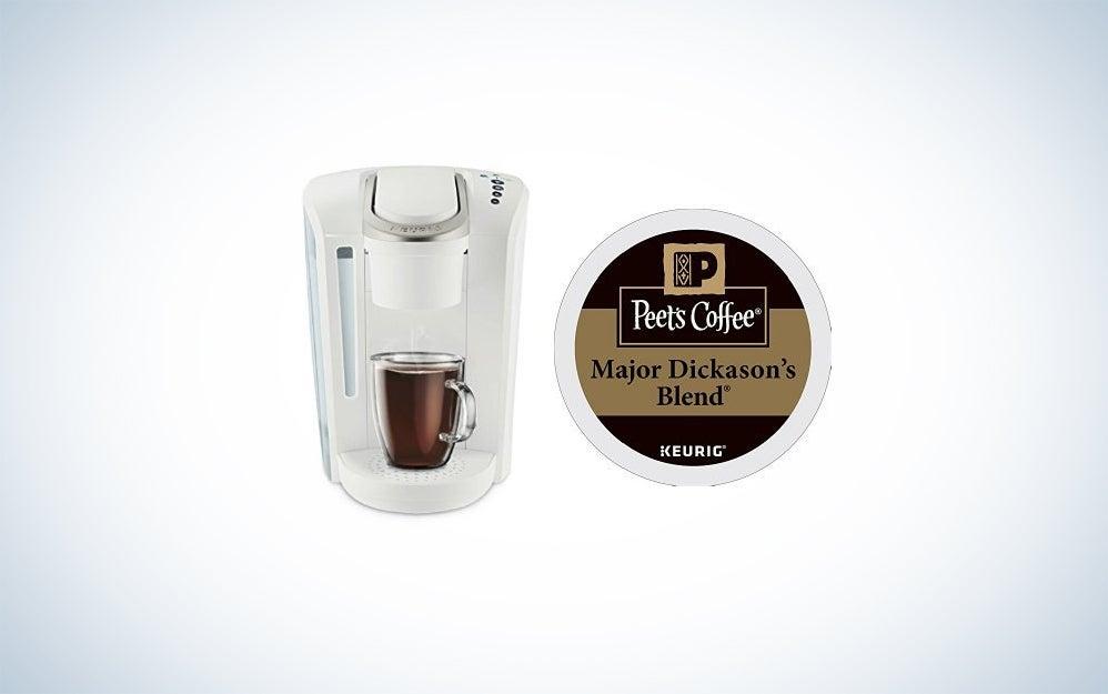 Keurig and coffee bundle