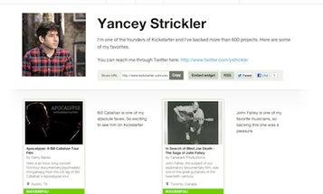 Q&A: Kickstarter Co-Founder Yancey Strickler