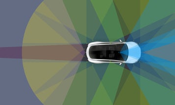 Tesla Cars Will Now Have The Hardware Necessary To Drive Themselves