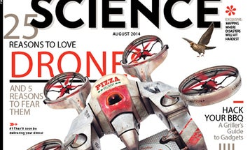 August 2014: 25 Reasons To Love Drones