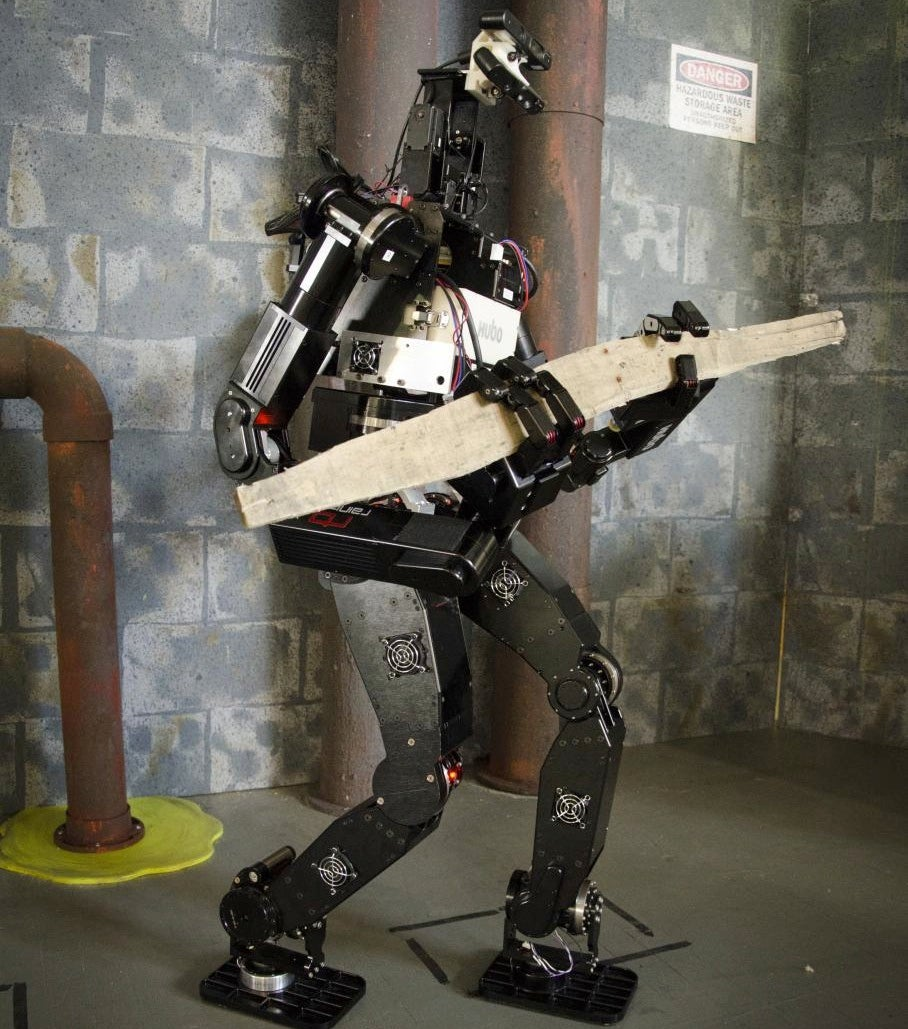 The Humanoids Are Here: The Walking, Climbing, Driving Robots of the DRC