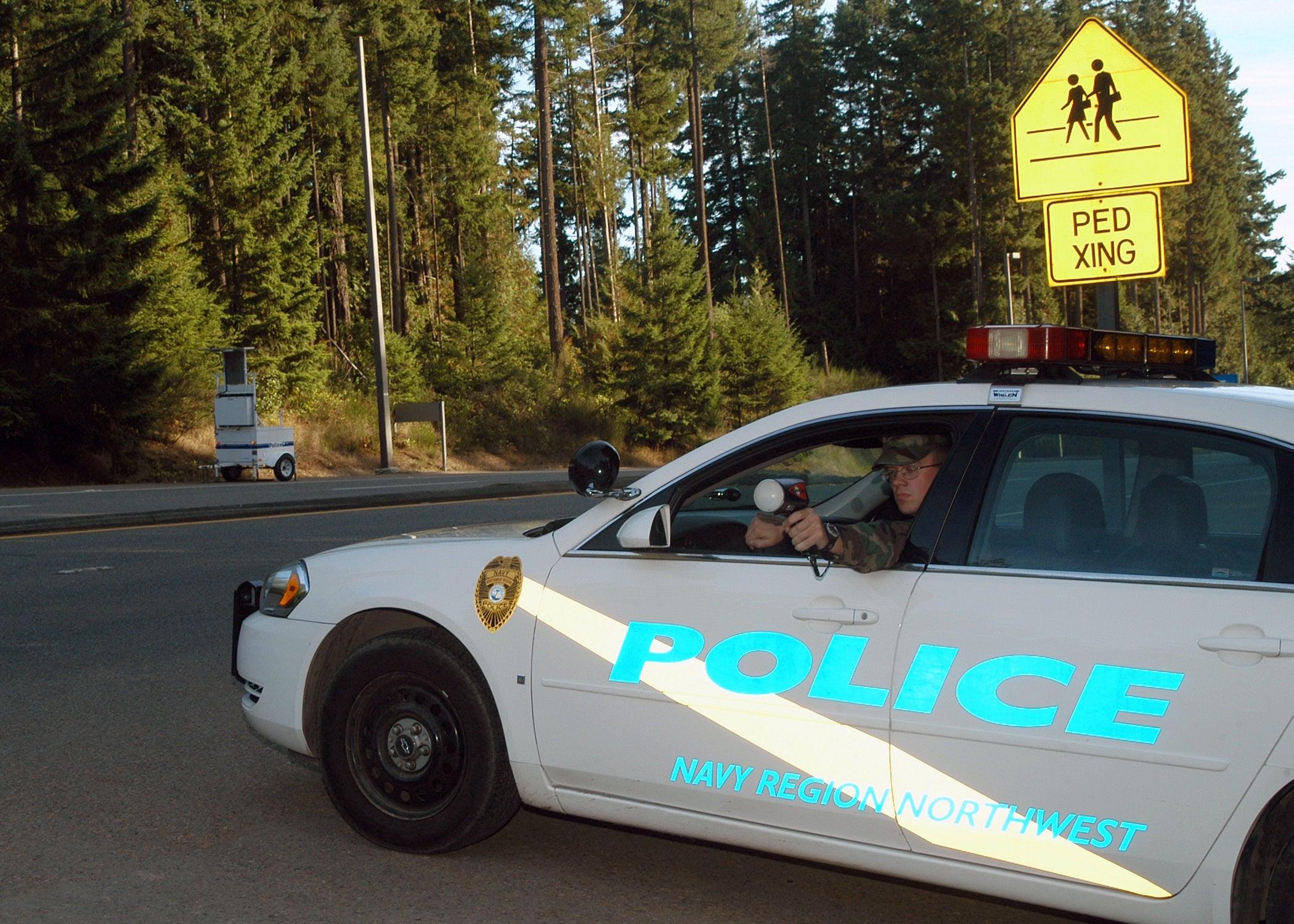 A New 'Radar Gun' May Spot Drivers Who Text Behind The Wheel