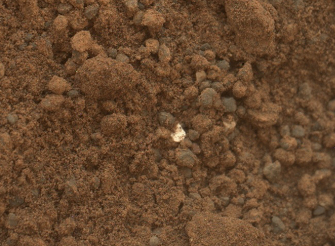 Today On Mars: Curiosity Arrives At 'The Promised Land'